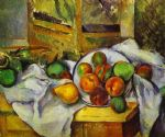 paul cezanne table corner prints