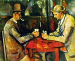 paul cezanne the card players painting