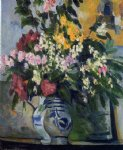 paul cezanne two vases of flowers paintings
