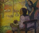 paul gauguin baby painting 27165