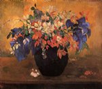 paul gauguin flower piece painting 27241