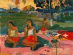 nave nave moe by paul gauguin famous paintings