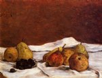 paul gauguin pears and grapes paintings