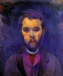 paul gauguin portrait of william molard art