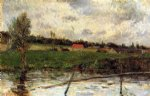 paul gauguin riverside painting