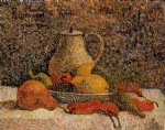paul gauguin still life ripipont painting-27429
