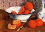 paul gauguin still life with oranges painting 27447