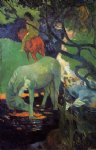 paul gauguin the white horse paintings 27548