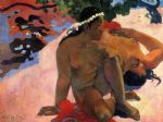 what are you jealous by paul gauguin painting