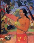 where are you going by paul gauguin painting