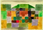 paul klee famous paintings - dunenlandschaft by paul klee