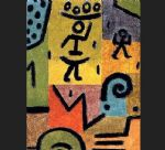 paul klee famous paintings - zitronen by paul klee
