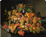 paul lacroix nature s bounty painting