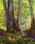 three beeches by paul ranson painting