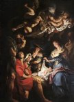 peter paul rubens adoration of the shepherds iii painting