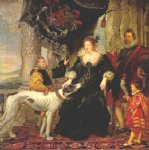 war acrylic paintings - alethea howard countess of arundel by peter paul rubens