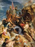 peter paul rubens carrying the cross 2 painting