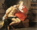 cimon and pero by peter paul rubens painting