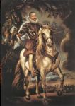 duke of lerma by peter paul rubens painting