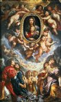 peter paul rubens madonna della vallicella paintings