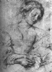 peter paul rubens portrait of a young woman painting-26885