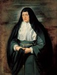 peter paul rubens portrait of archduchess isabella clara eugenia painting