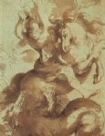 dragon original paintings - st. george slaying the dragon by peter paul rubens
