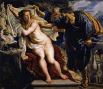 peter paul rubens susanna and the elders paintings