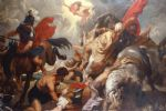 the conversion of st. paul by peter paul rubens painting