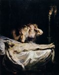 peter paul rubens the lamentation ii paintings
