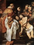peter paul rubens the last communion of st francis paintings
