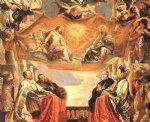 peter paul rubens the trinity adored by the duke of mantua and his family painting 27035