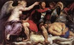 pet acrylic paintings - the triumph of victory by peter paul rubens