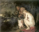peter paul rubens venus frigida painting
