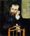 alfred sisley by pierre auguste renoir paintings