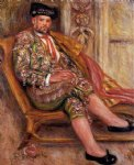 ambroise vollard dressed as a toreador by pierre auguste renoir paintings