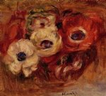 anemones ii by pierre auguste renoir paintings