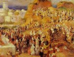arab festival in algiers by pierre auguste renoir original paintings