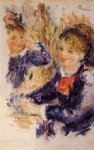 at the milliner s study by pierre auguste renoir painting