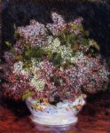 pierre auguste renoir bouquet of flowers ii painting
