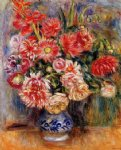 bouquet by pierre auguste renoir paintings