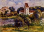 breton landscape by pierre auguste renoir paintings