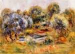 cagnes landscape ix by pierre auguste renoir paintings