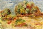 cagnes landscape vii by pierre auguste renoir paintings
