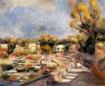 cagnes landscape viii by pierre auguste renoir paintings