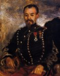 captain edouard bernier by pierre auguste renoir paintings
