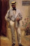 charles le coeur by pierre auguste renoir paintings