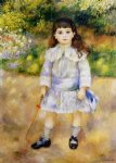 child with a whip by pierre auguste renoir painting