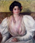 christine lerolle by pierre auguste renoir paintings