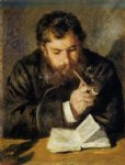 claude monet by pierre auguste renoir paintings